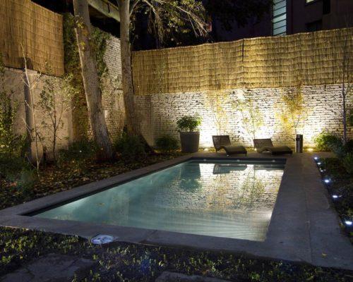 Zwembad Buiten Casa Bueras