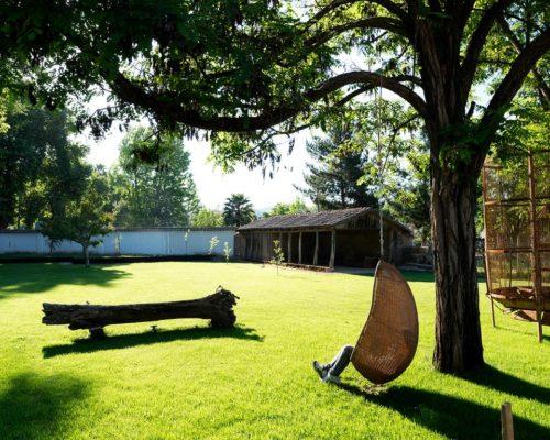 Relaxen In De Tuinen Met Chileense Wijn
