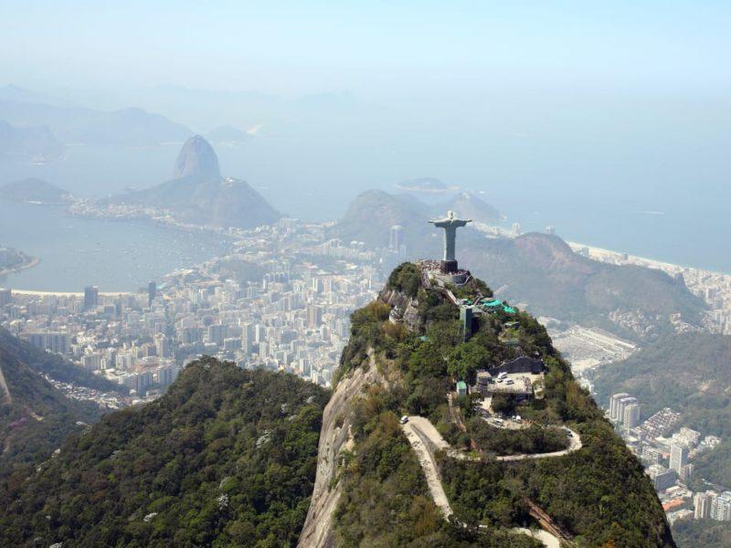Rio De Janeiro Corcovado