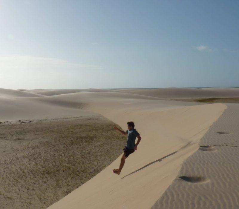 Brazilië Delta Safari