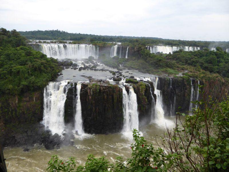 Iguazu In Brazilië