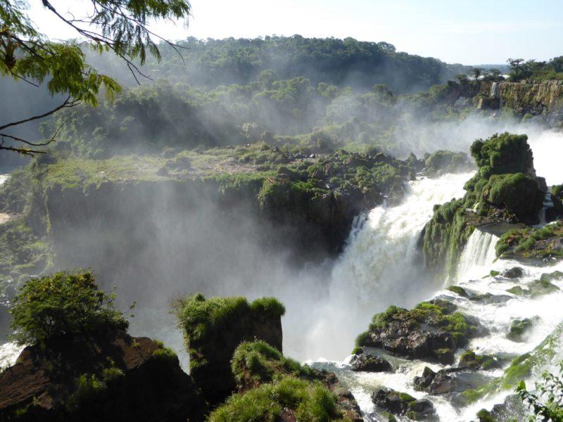 Highlight In Brazilië Iguazu Falls