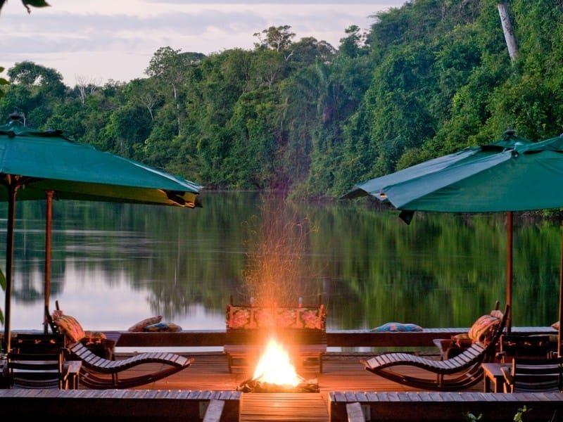 Amazone Cristalino Lodge