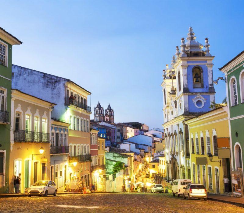 Salvador Bahia In Brazilië