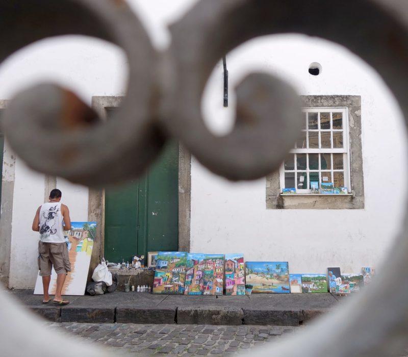Kunstworkshop Salvador De Bahia