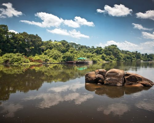 Cristalino Ecolodge In De Amazone Van Brazilië