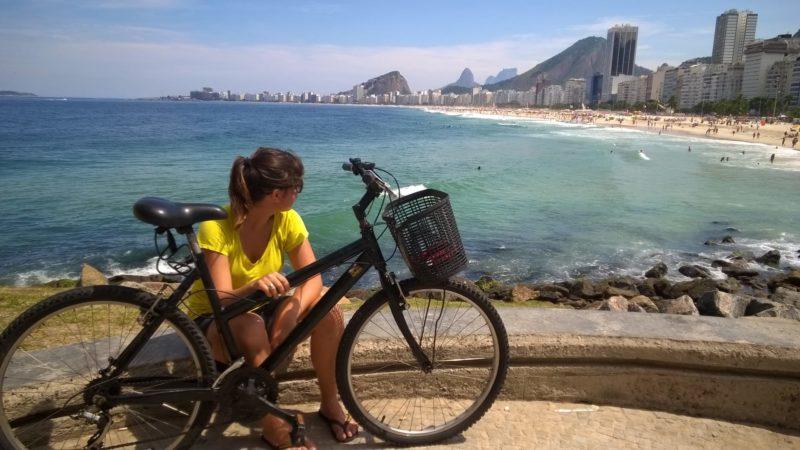 Fietstour In Rio