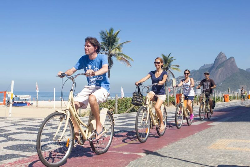 Fietstour In Rio De Janeiro