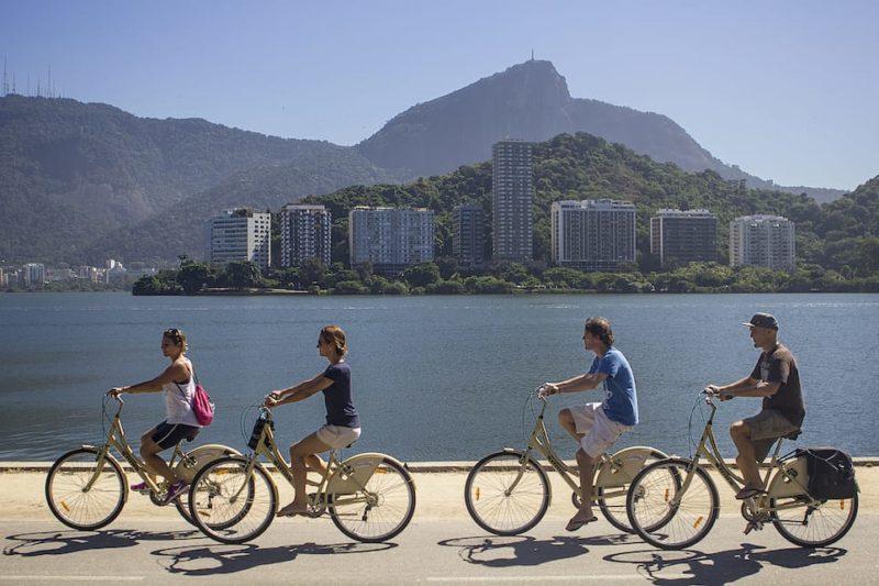 Brazilië Urban Bike Tour Rio De Janeiro