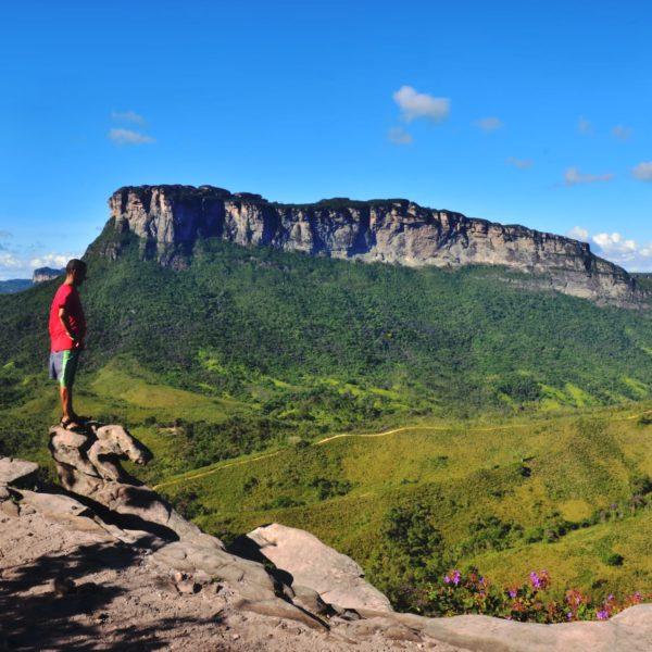Hiken In Chapada Diamantina