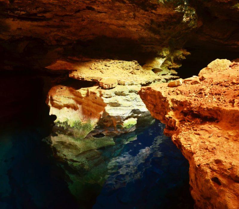 Grotten In Chapada Diamantina