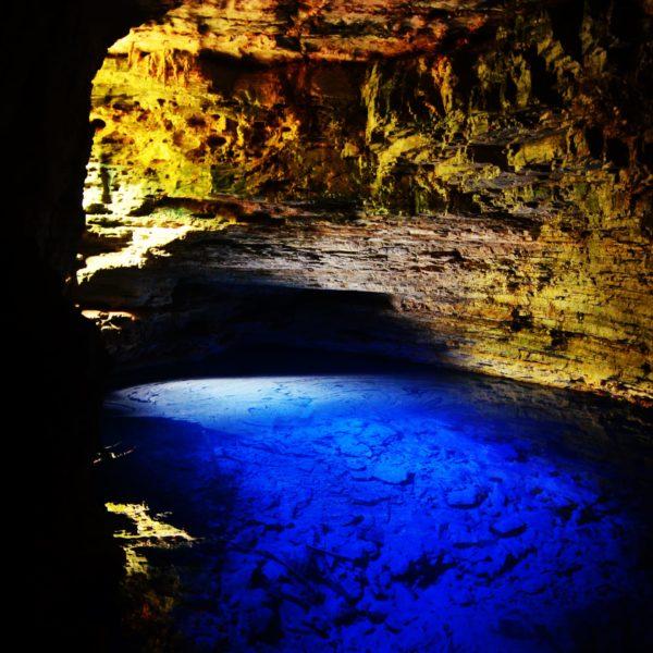 Chapada Diamantina Kloven En Blauwe Lagunes