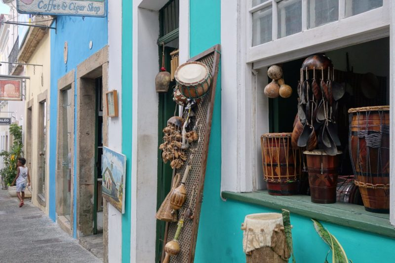 Kunstgalerijen In Salvador