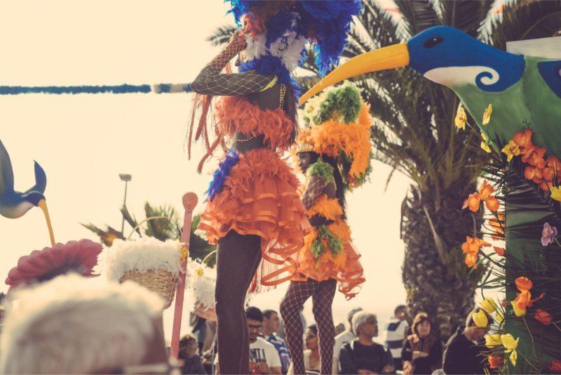 Swingen Tijdens Carnaval In Rio