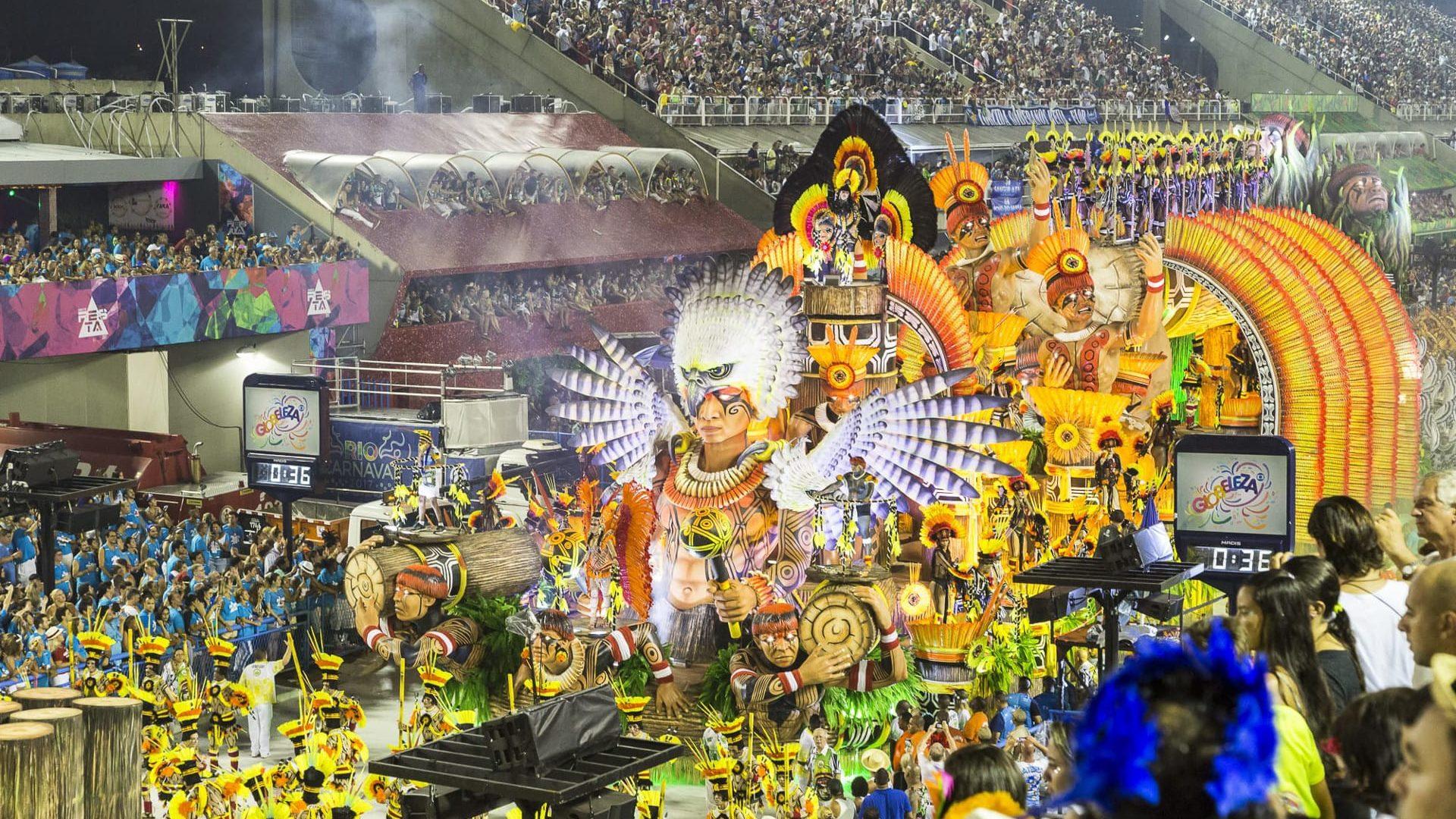 Carnaval Experience in Rio de Janeiro