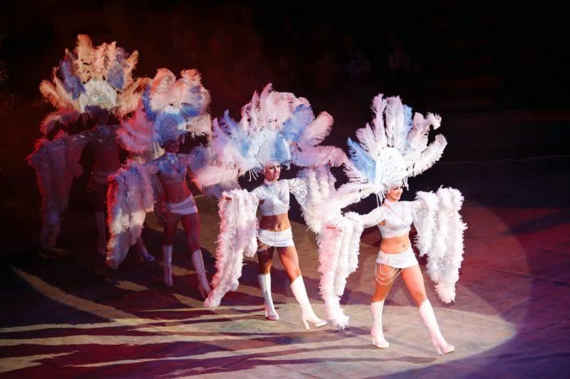 Dansende Brazilianen Tijdens Carnaval In Rio De Janeiro
