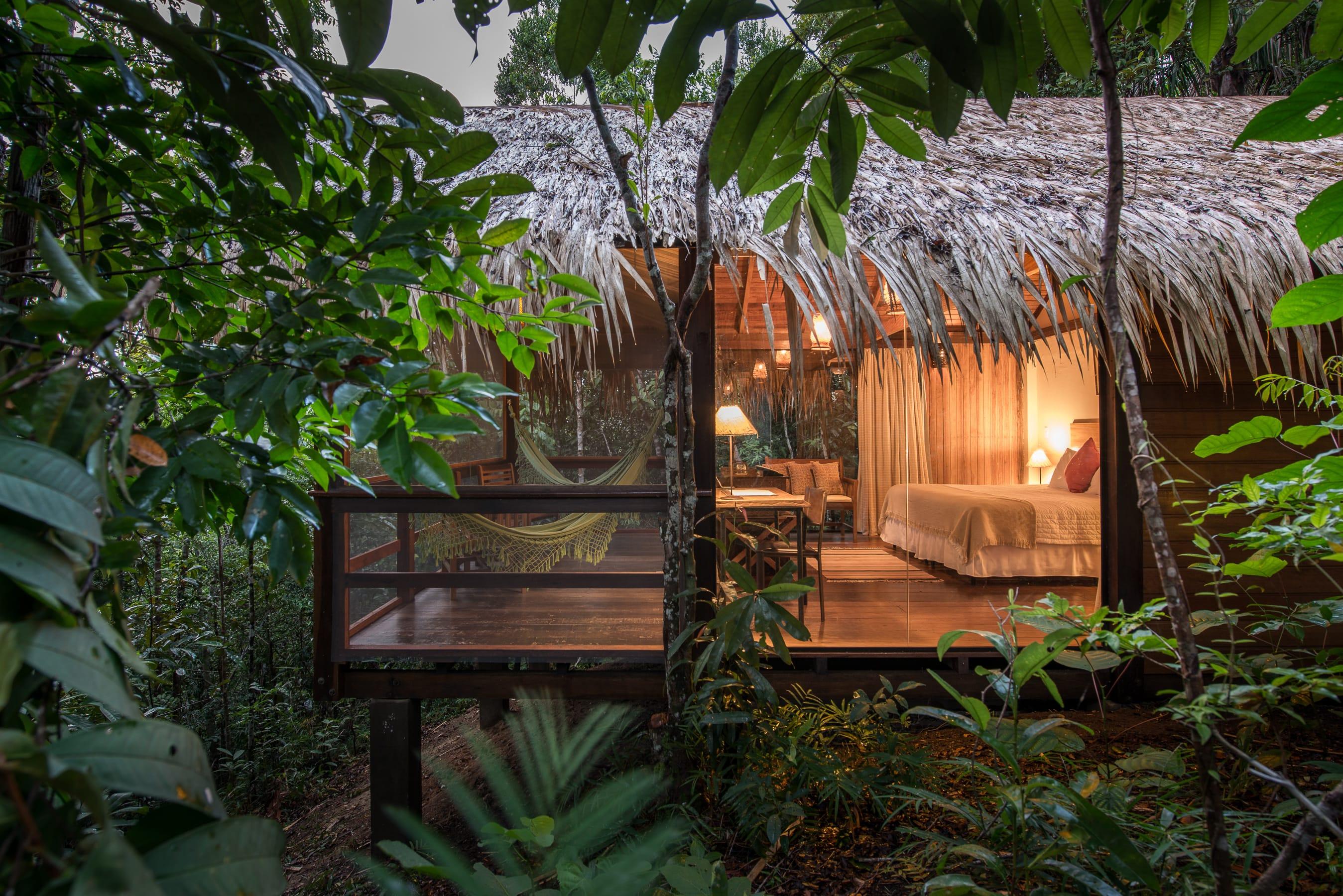 Bungalow Anavilhanas Jungle Lodge