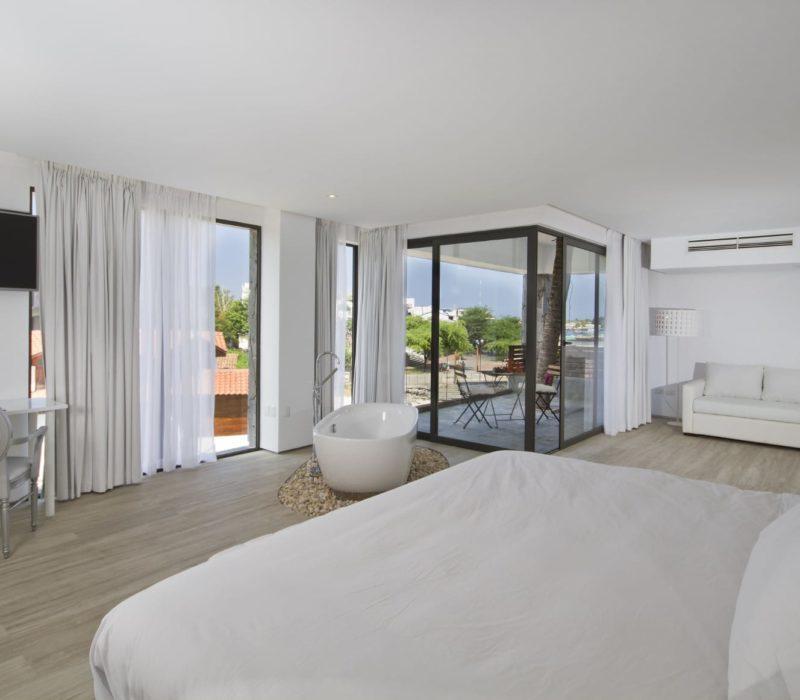 Deluxe Room Golden Bay Hotel En Spa