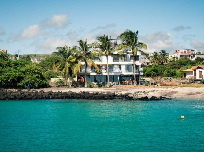 Luxe Hotel Galapagos Golden Bay Hotel En Spa