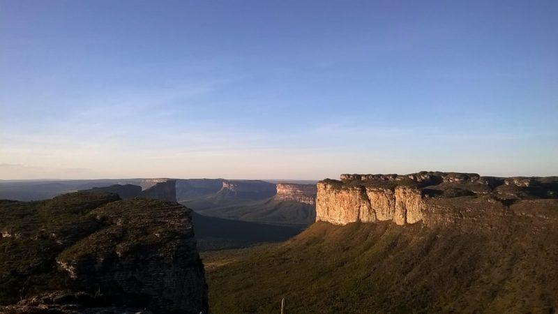 Ongerept Landschap Natuurreis Brazilië