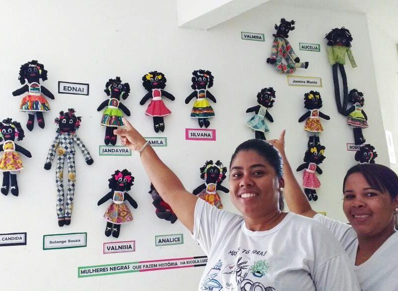 Met De Uriguai Gemeenschap Koken