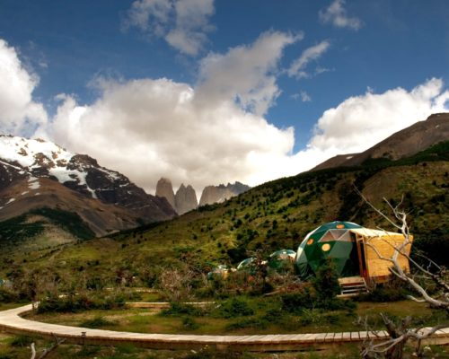 EcoCamp Torres Del Paine In Chili