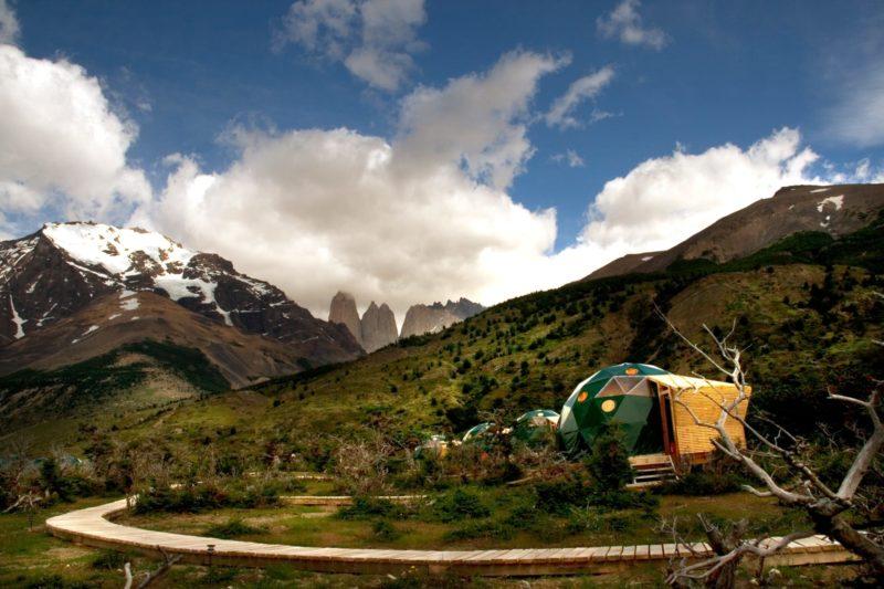 EcoCamp Torres Del Paine In Chili