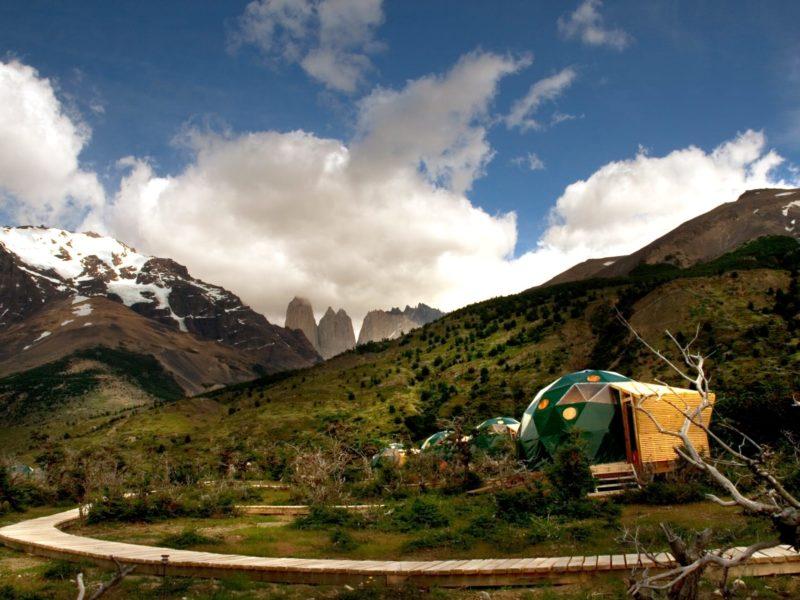 Bijzondere Accommodatie Glamping Chili Patagonie