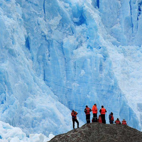 Avontuurlijke Reis Chili Icetrekking