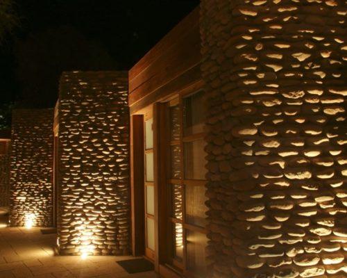 De Atacama Architectuur Met Adobe Muren
