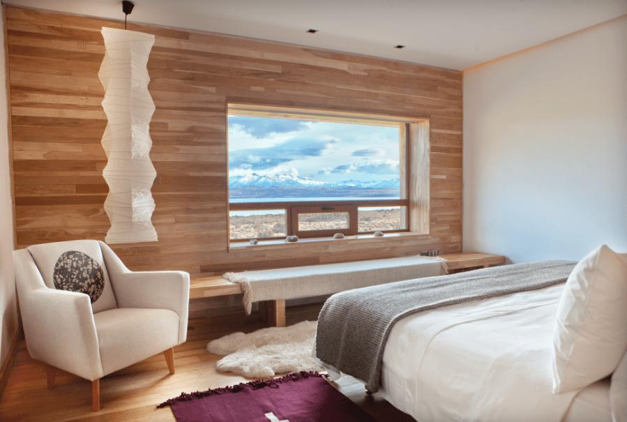 Standaard Kamer Met Uitzicht Op Torres Del Paine