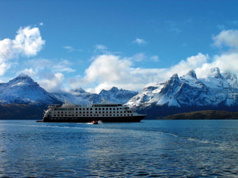 Cruisen Door Het Merengebied Van Chili