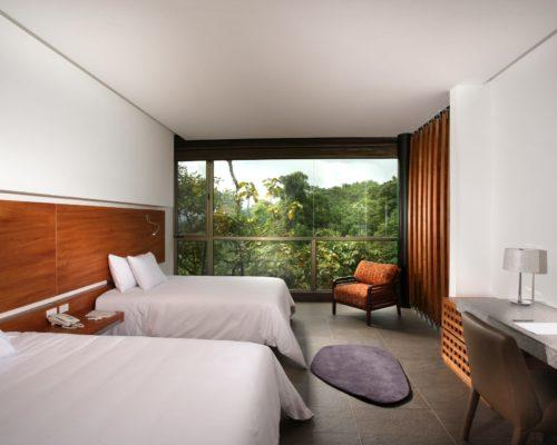 Twin Room Mashpi Lodge