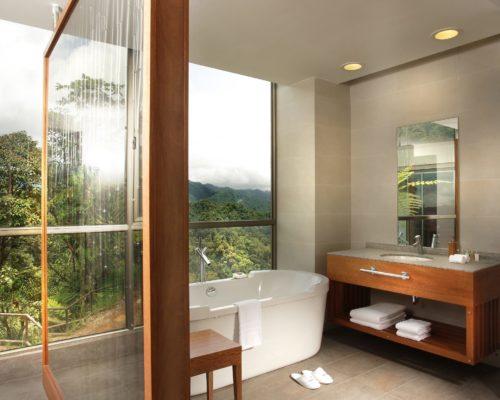 Suite Met Badkamer Mashpi Lodge