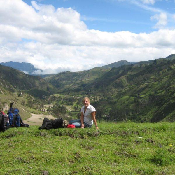Quilotoa Loop In Ecuador