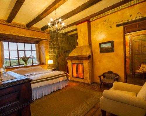 Deluxe Suite Hacienda San Agustin