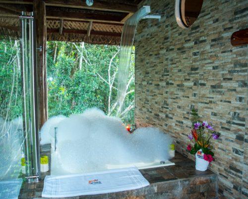 Bubbelen In De Amazone