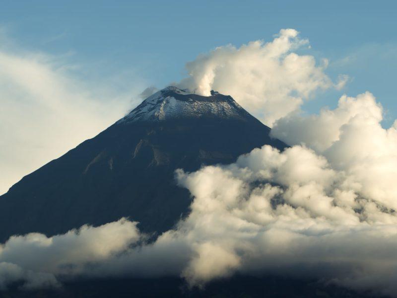 Prive Rondreis Ecuador Vulkaan