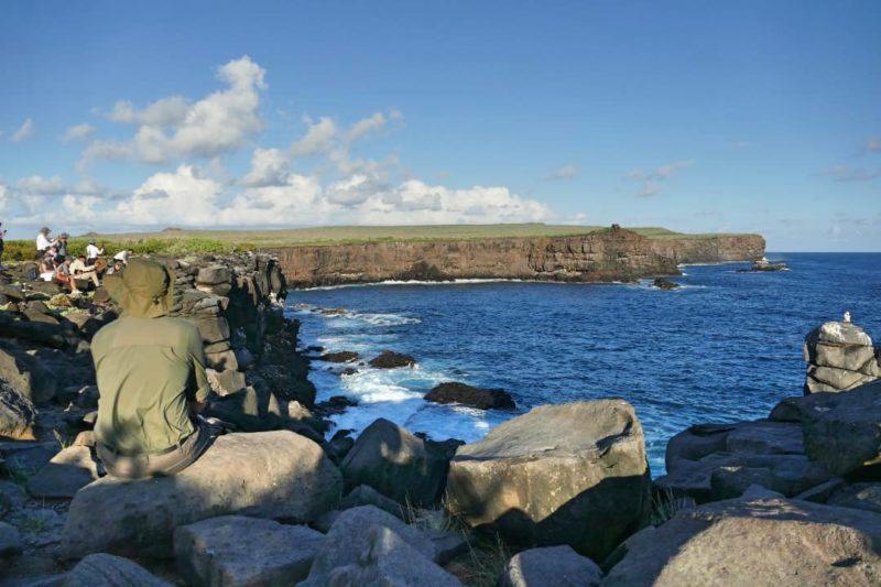 Espanola Eiland Galapagos