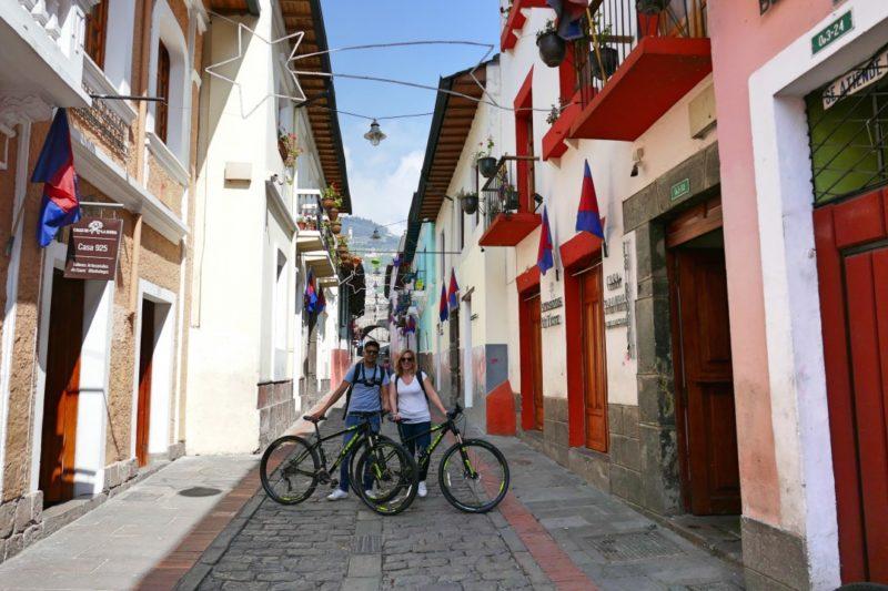 Fietstour In Quito La Ronda