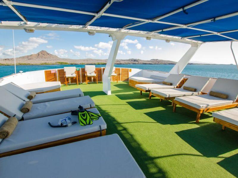 Zonnedek First Class Cruise Eric