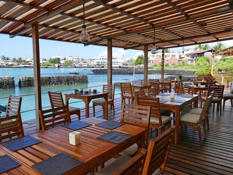 Galapagos Habitat Hotel Restaurant Aan De Baai