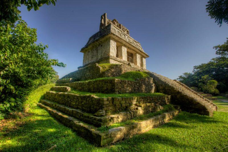 Luxe Reis Mexico Chiapas Palenque