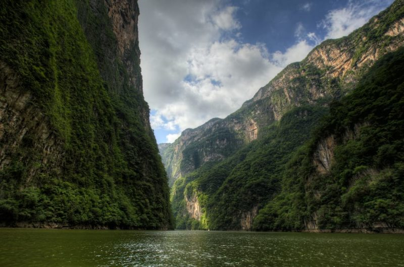 Cultuurreis Mexico Canyon Sumidero