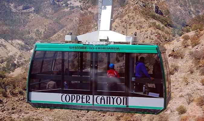 Copper Canyon Teleferico