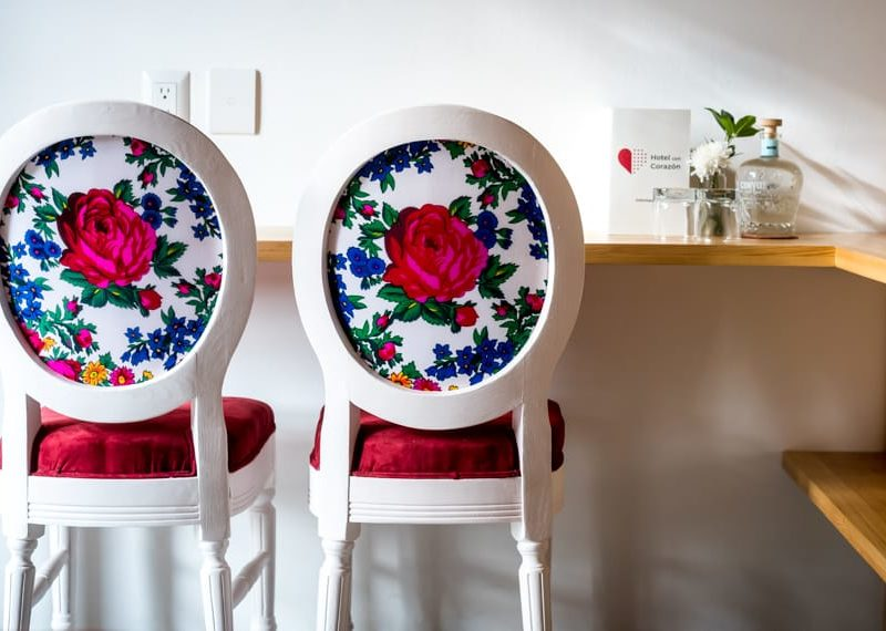 Stoeltjes In Duurzame Accommodatie In Mexico