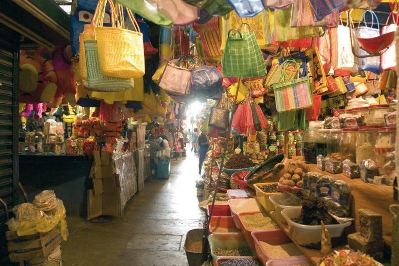 Markt In Oaxaca Mexico