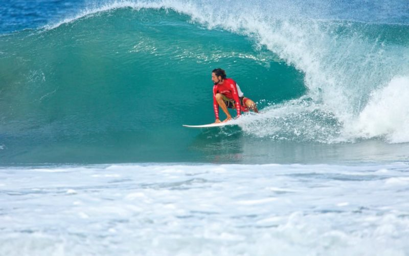 Mexico Oaxaca Surfen Puerto Escondido