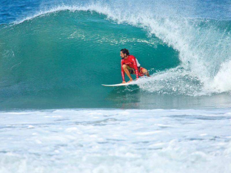 Surfen In Mexico Bij Puerto Escondido