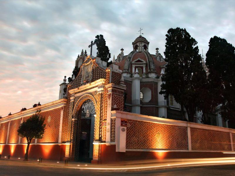 Luxe Reis Mexico Puebla Templo Del Carmen
